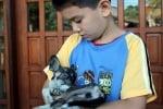 """9-годишно момче създава приют за животни """"Happy Animals Club"""""""