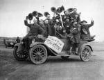 Първата Световна война, войници с куче