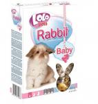 """""""LOLO PETS"""" - Храна за зайчета до 3 месеца"""