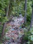 Река от отпадъци
