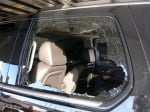 Счупено автомобилно стъкло