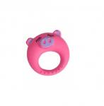 прасе Играчка за куче Camon силиконов пръстен, 11см.