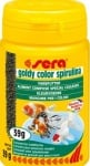 """""""Goldy Color Spirulina"""" - Оцветяваща храна за Златни рибки"""
