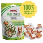 """Well Snack"" - Кубчета от сьомга"