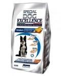 """""""Medium Adult"""" - Храна за зрели кучета от средни породи с пиле, ориз, ленено семе и цитруси"""
