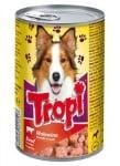 """""""Tropi"""" - Консерва за кучета - различни вкусове"""