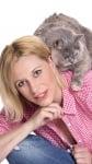 Ваня Щерева с котка