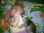 Прегръдка за лека нощ