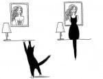 Забавни и невероятно креативни илюстрации с животни